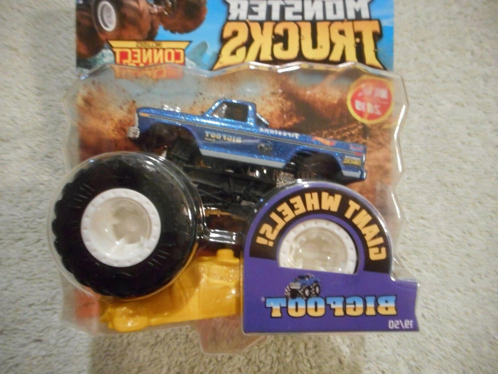 2019 Truck Bigfoot Connect and car