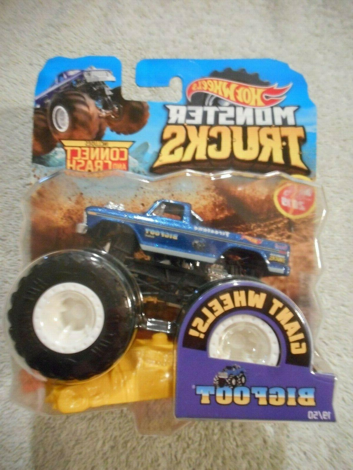 2019 monster truck bigfoot includes connect