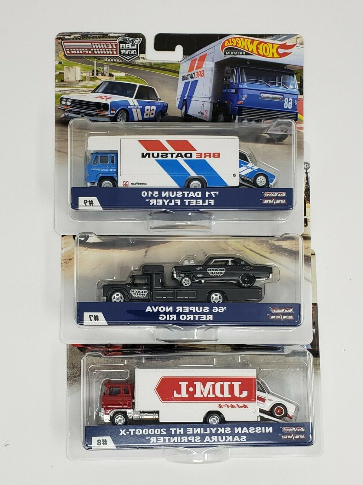 2019 team transport case c datsun 510