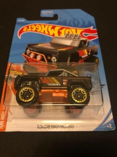 2019 treasure hunt th custom ford bronco