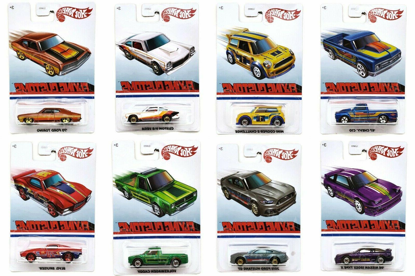 Hot Wheels Customs Mix 2 Target Exclusive Pick 8/26