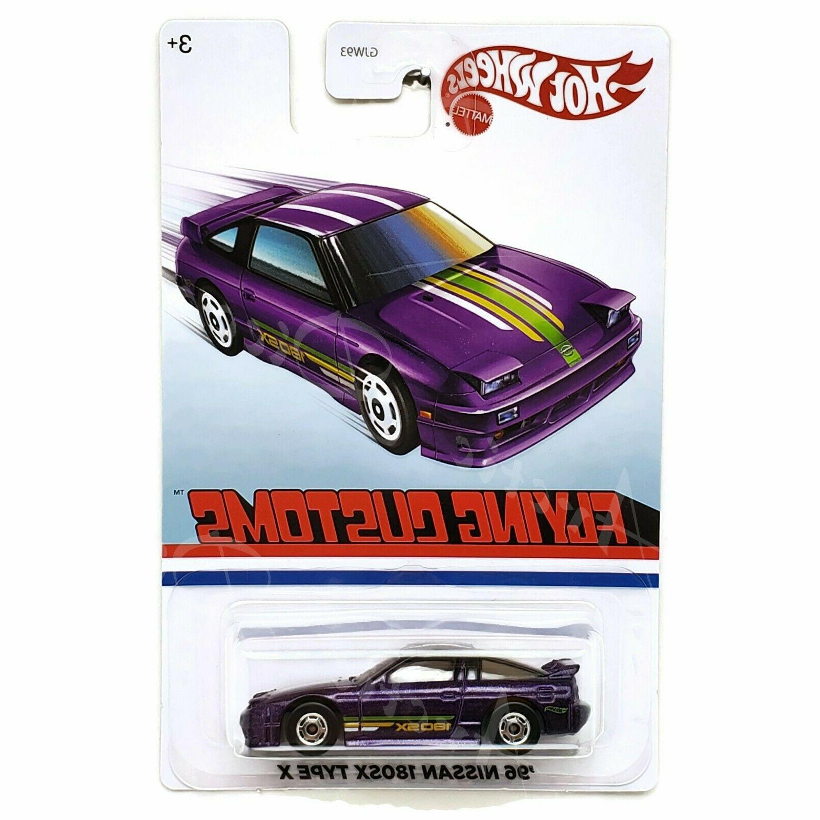 Hot Wheels 2020 Flying Customs 2 Pick Your 8/26