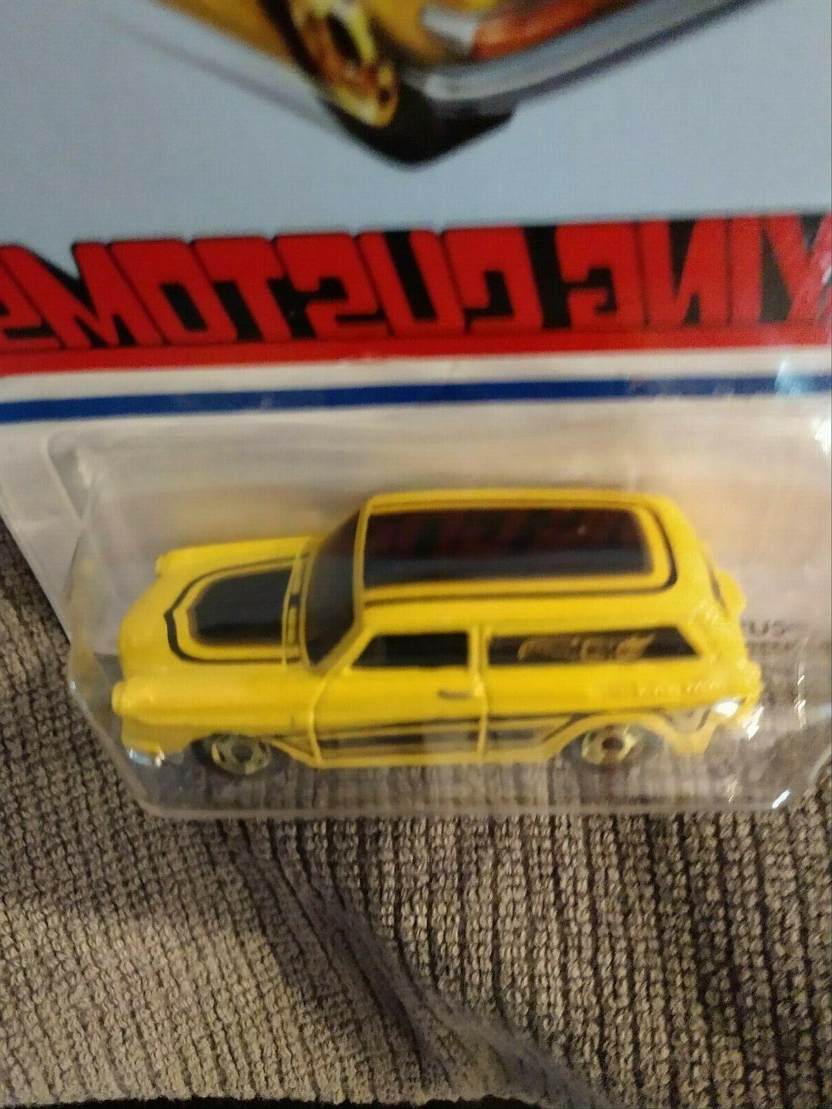 Hot Customs Target '69 Squareback