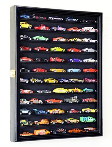 Hot Wheels Matchbox 1/64 scale Diecast Display Case Cabinet