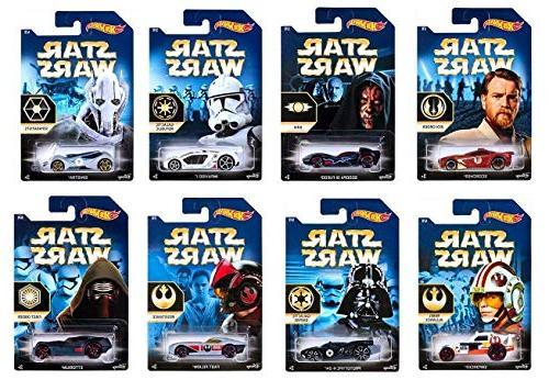 Hot Wheels Star 2015 8 1:64 Scale