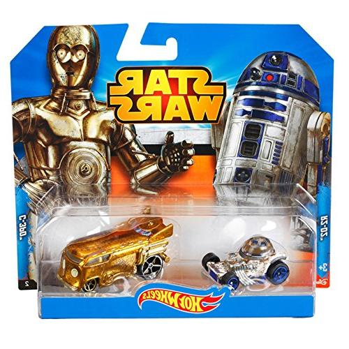 Hot Wars Character C-3PO and