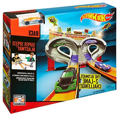 Hot Wheels Super Blastway Set