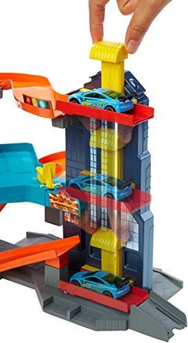 Hot Wheels Builder Speedtropolis