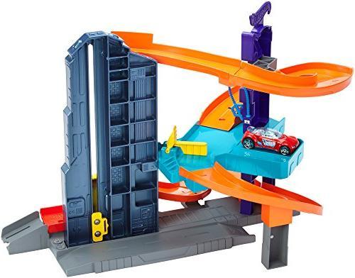 Hot Wheels Workshop Builder Speedtropolis
