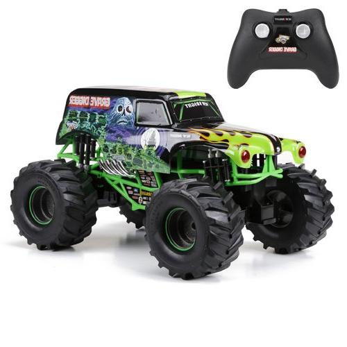 New Monster Jam RC