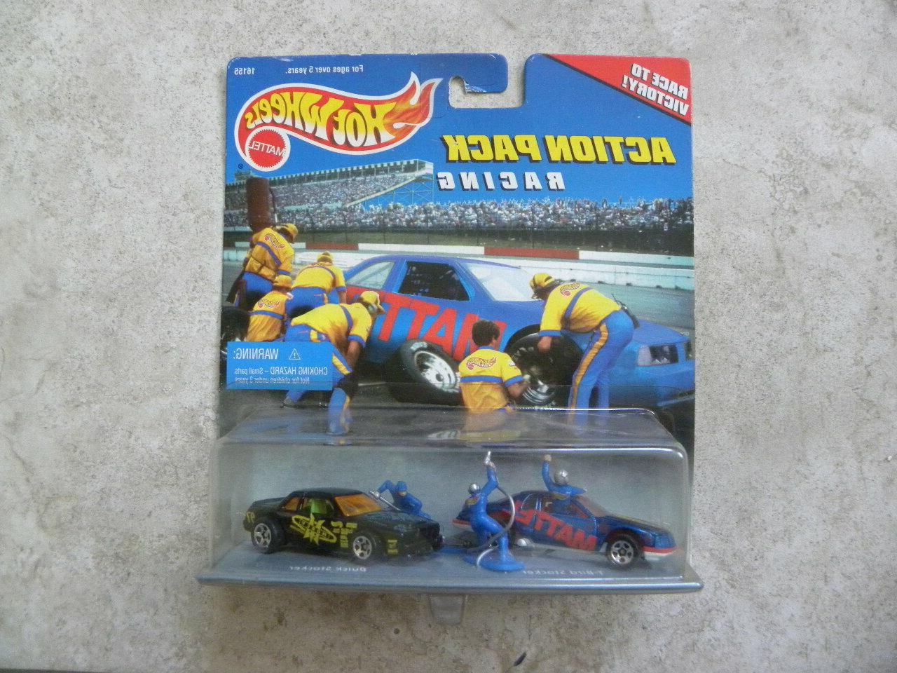 ACTION HOT WHEELS PACK DIORAMA