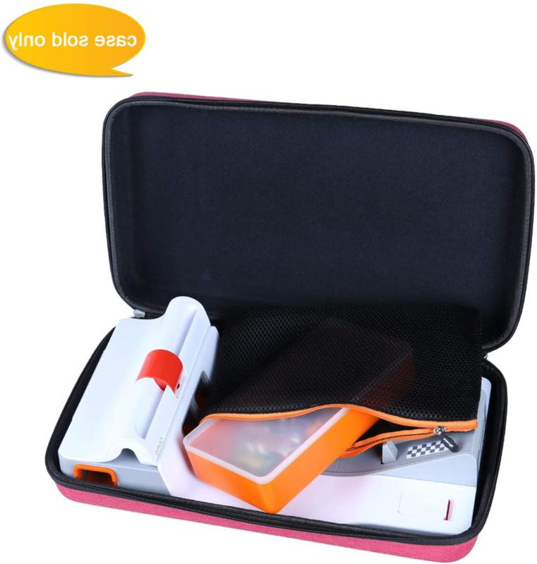 Aproca Blue Hard Carry Travel Case For Osmo Hot Wheels Mindr