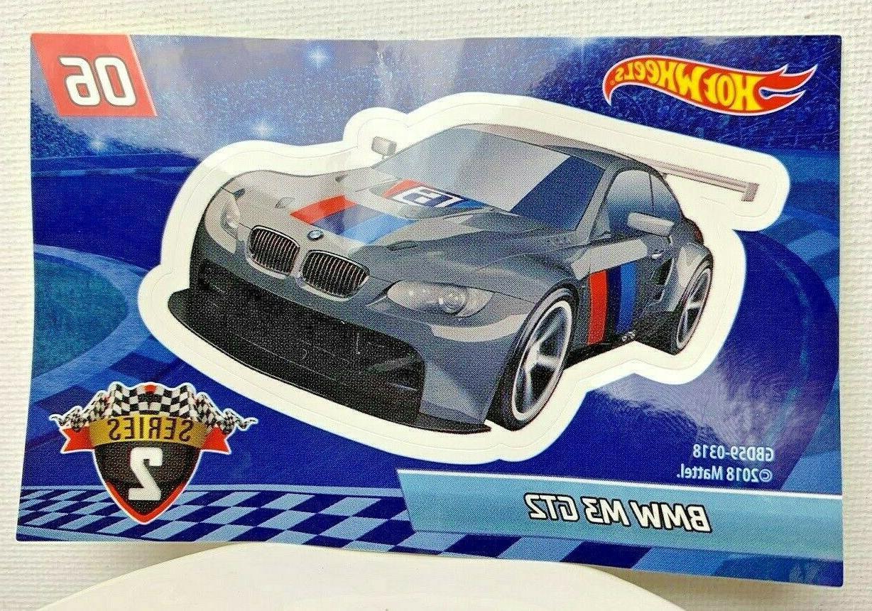 Hot Wheels BMW GT2 2019 Models Series Loose 1/64 car