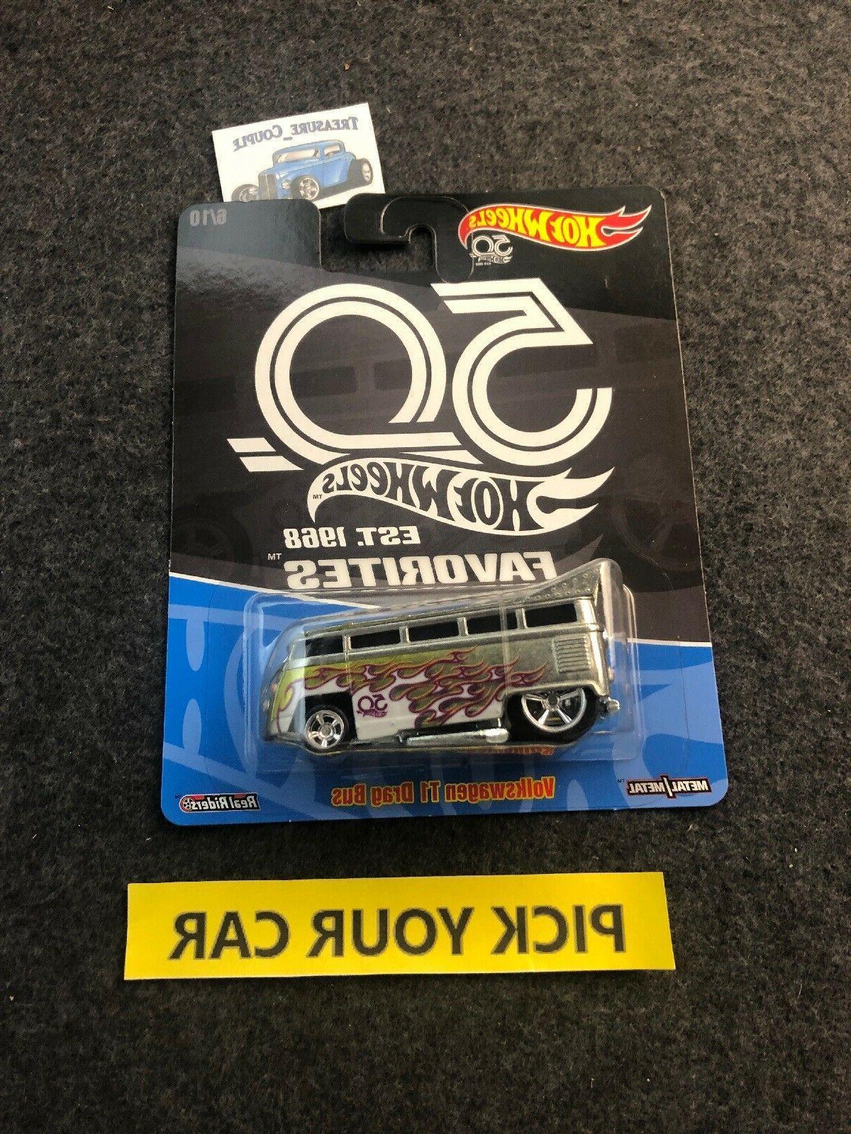 Hot Culture Pick CAR- 50th - Save $$