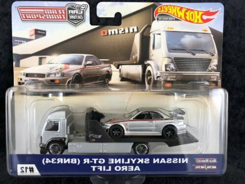 car culture team transport nissan skyline gt