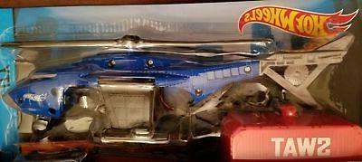 Hot Wheels Super S.W.A.T. Copter Playset Vehicle Included