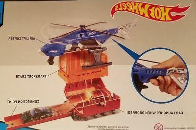Hot City S.W.A.T. Copter Vehicle Car