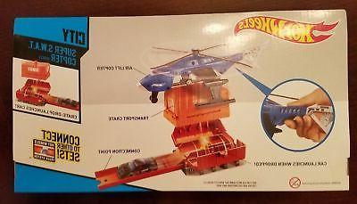 Hot City S.W.A.T. Playset Vehicle Included
