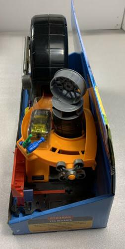 Hot Spin Set HOTWHEELS Track Free S/H