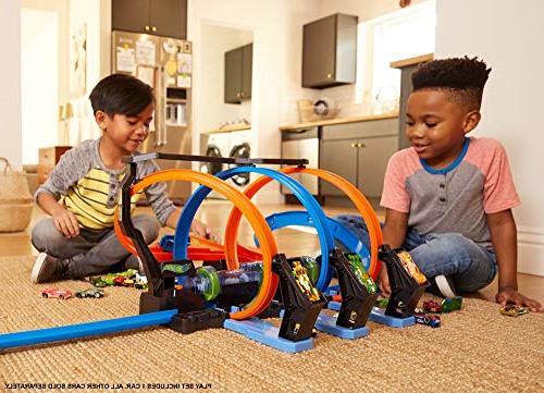 Hot Wheels Corkscrew Track Set