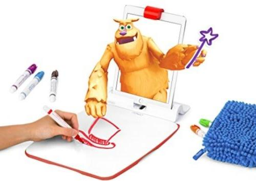 Osmo Monster Newton Masterpiece Kids Child Toy Color Draw