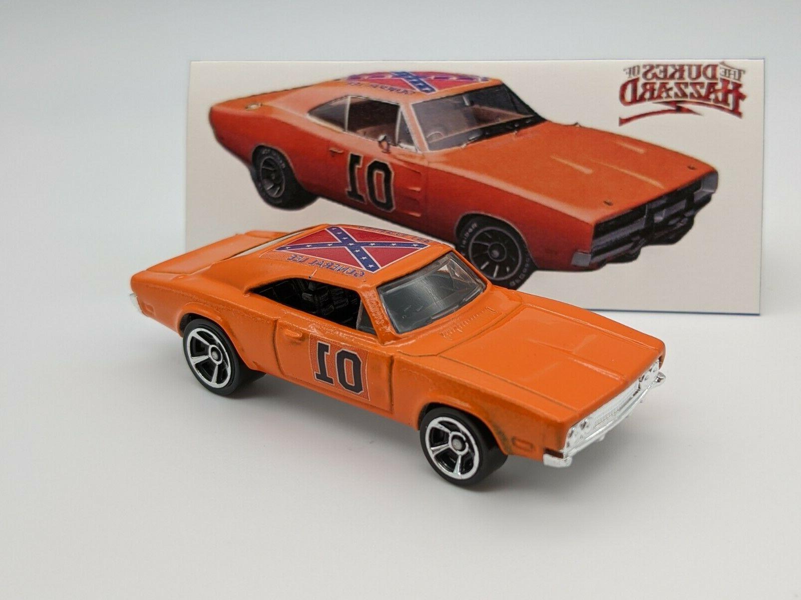 Hot Custom of Hazzard 1969 500