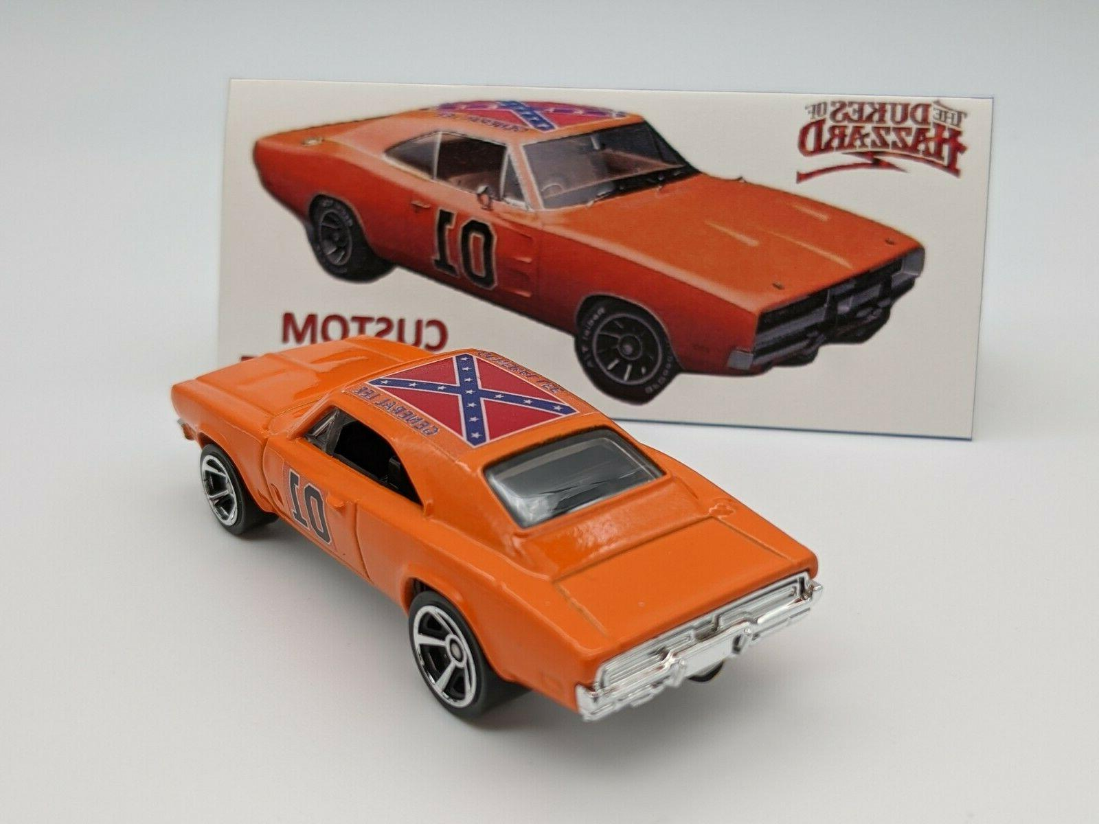 Hot Wheels of Hazzard 1969 Charger 500