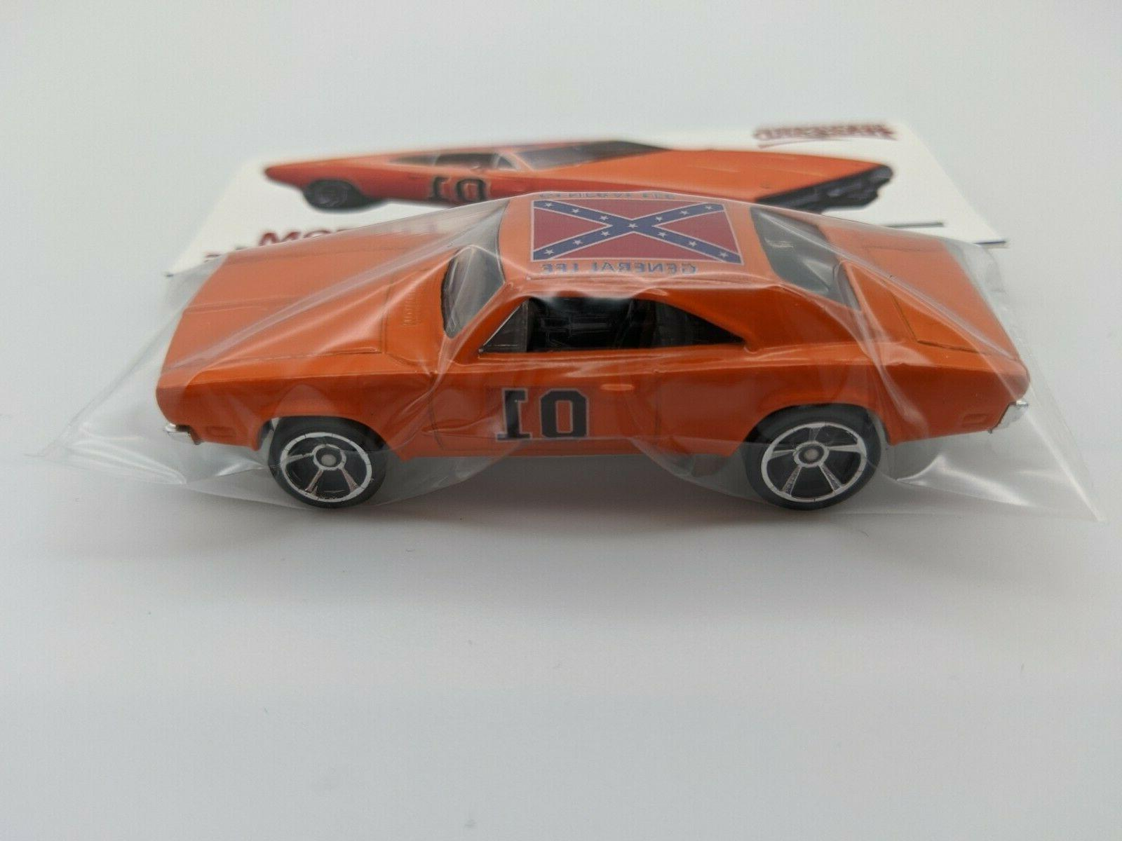 Hot of Hazzard General Lee 1969 Charger