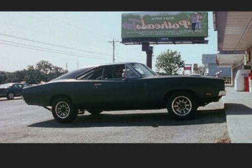 Custom Painted 1968 NOVA and 1969 Charger 500 DEATH PROOF Hollywood