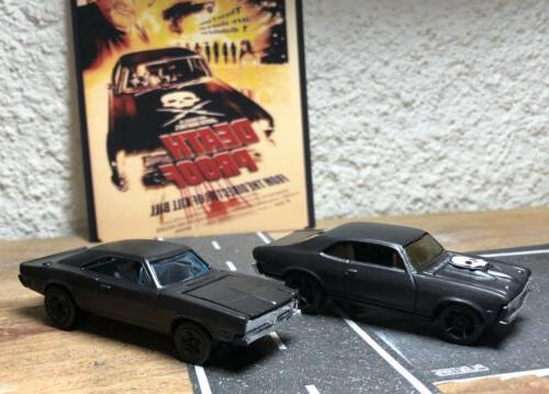 Custom NOVA Charger 500 DEATH PROOF Movie Hollywood