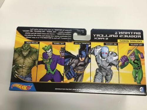 Hot DC Comics Batman Gallery Vehicle, 5