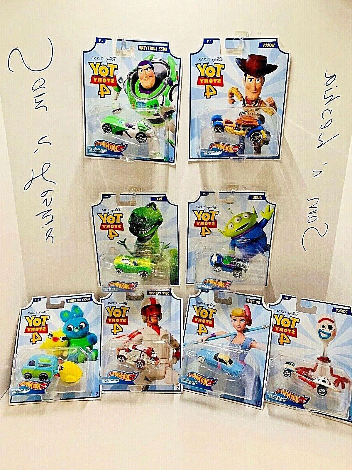 disney character cars toy story 4 buzz