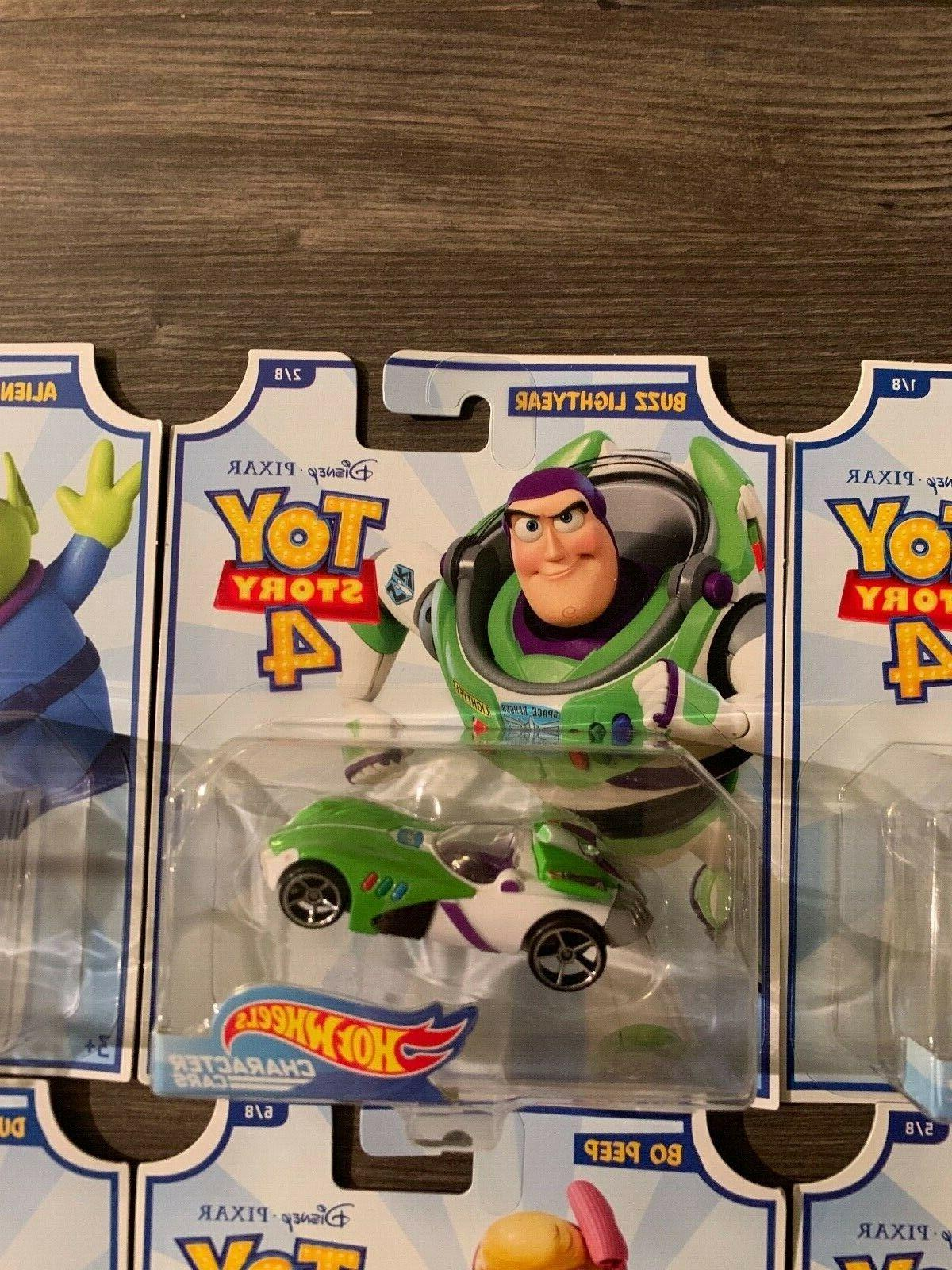 Hot Disney Toy Story 4 set Woody,