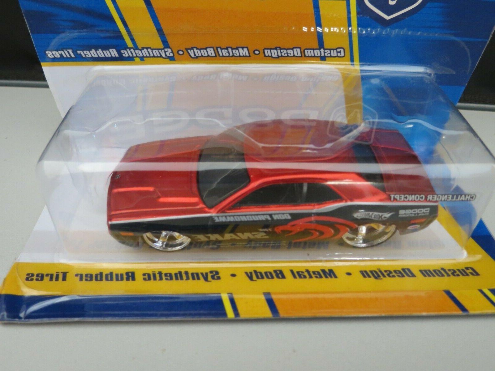 Hot Wheels Dodge Concept 1:50 Scale