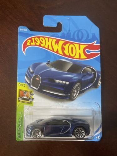 exotics 16 bugatti chiron blue 2019