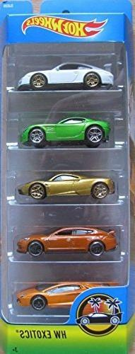 exotics die cast cars