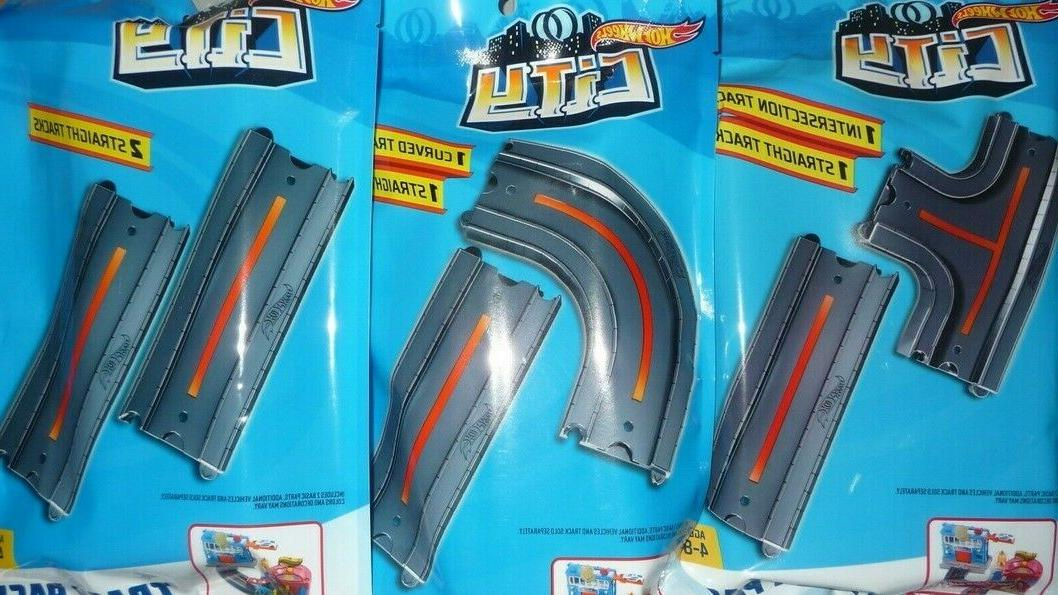 Hot Wheels Extra TRACK Builder Pieces Accessories Parts Conn