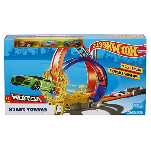 Hot Wheels FKV69 Mattel Energy