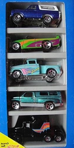 Hot Wheels Gift pack Just truck 16287