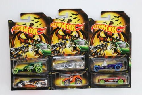 Hot Wheels 2019 Edition Set 6 Cars Holiday