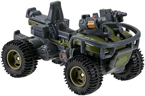 Hot Wheels Halo Gungoose Vehicle Scale