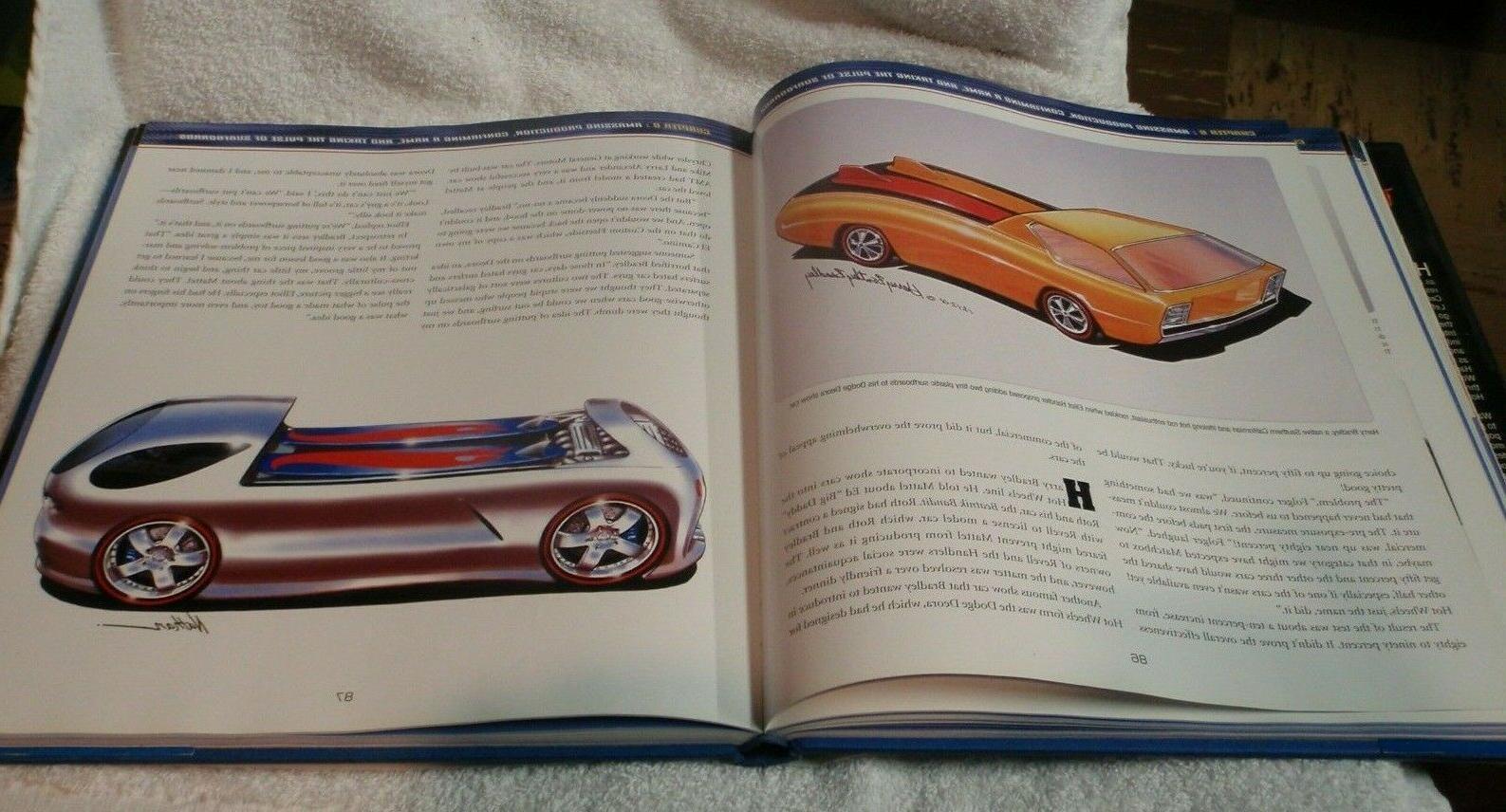 Hard Book Wheels Speed, Performance Attitude
