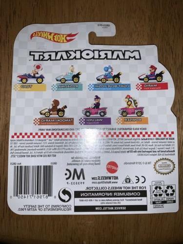Mattel Nintendo Mario Kart Standard Kart