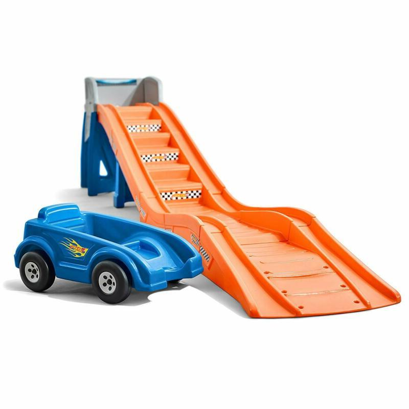 Hot Wheels Extreme Thrill Coaster Ride On Kids Outdoor Car P