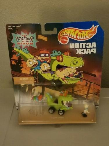 hot wheels pack the rugrats movie