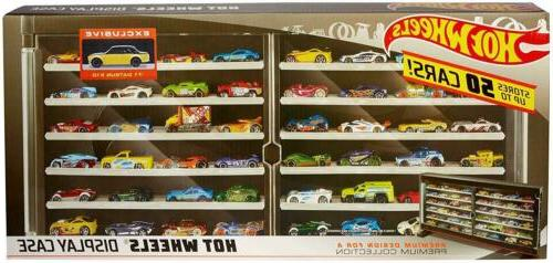 hot wheels premium collector case with 71
