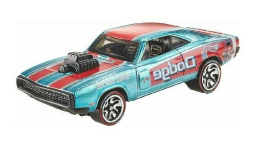 HOT ID '70 DODGE CHARGER MIB DIECAST 1/64 NEW SEALED