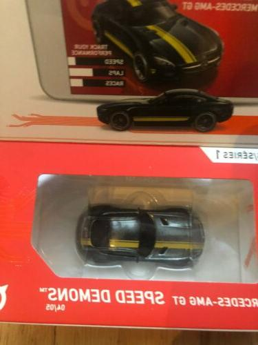 IN HAND: Hot id Exclusive Corvette Aston Martin