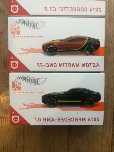 IN id Set Exclusive Viper Aston Martin