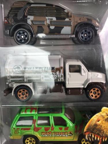 Jurassic Pack Hot Ford Transport